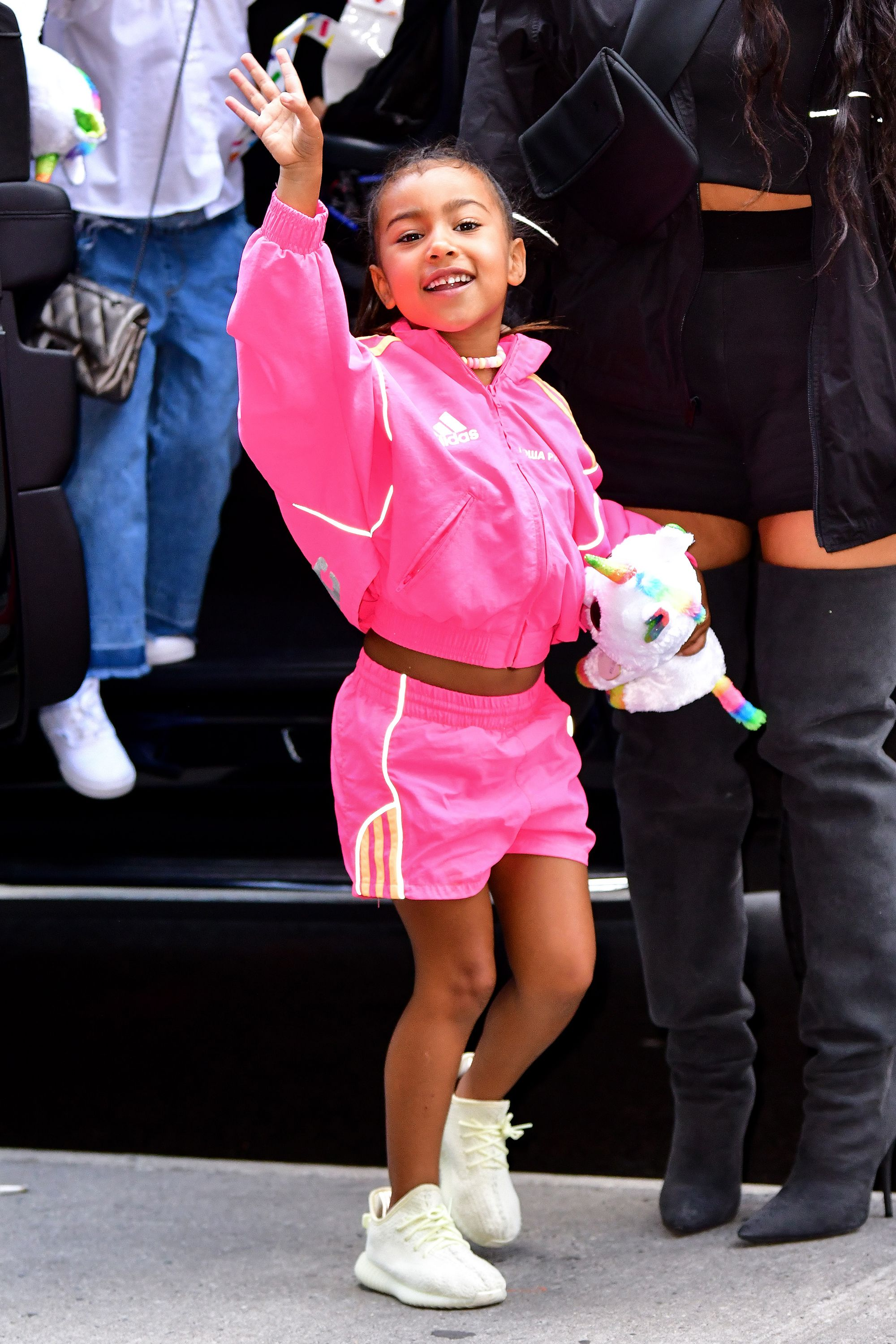 56ff33f6b North West Cutest Outfits - Pictures of North West s Best Fashion Looks