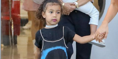 2e3623c8c North West Wears A Snoop Dogg Dress On Her Birthday - North West ...