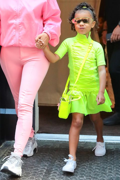 d17287f42762e3 North West Cutest Outfits - Pictures of North West s Best Fashion Looks