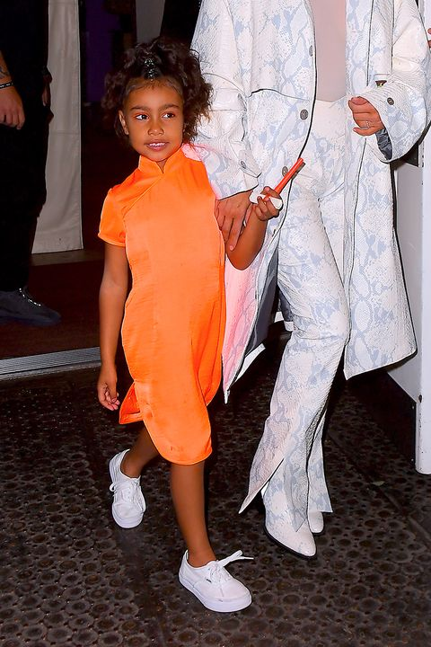 5f1eb338eea North West Cutest Outfits - Pictures of North West s Best Fashion Looks
