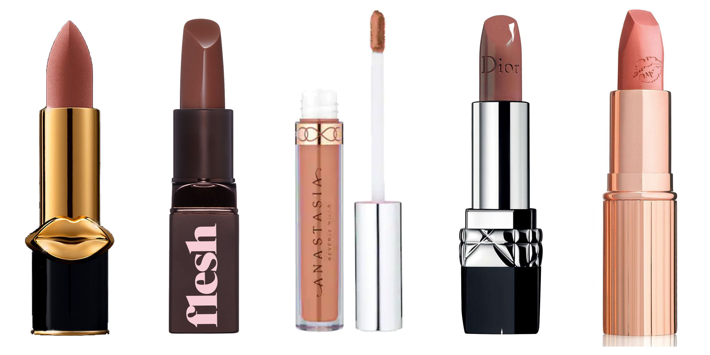 The 28 Nude Lipsticks Every Woman Should Own