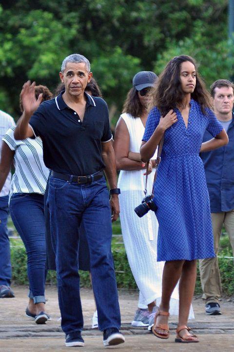 Obama Family Bali Vacation Photos Obamas Vacation In Bali
