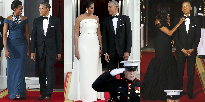 Michelle Obama Formal Dresses