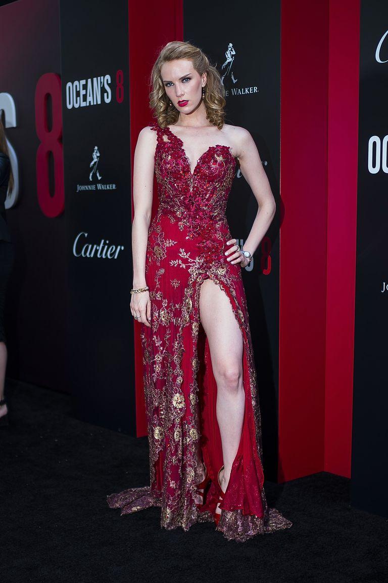 Rihanna Anne Hathaway Cate Blanchett Ocean S 8 Movie