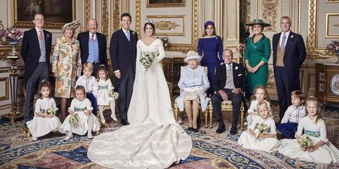 Official Royal Wedding Pictures.See Princess Eugenie And Jack Brooksbank S Official Royal Wedding