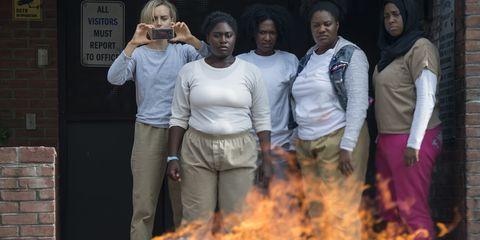 People, Fire, Flame, Waist, Heat, Belt, Bonfire, Bangs,