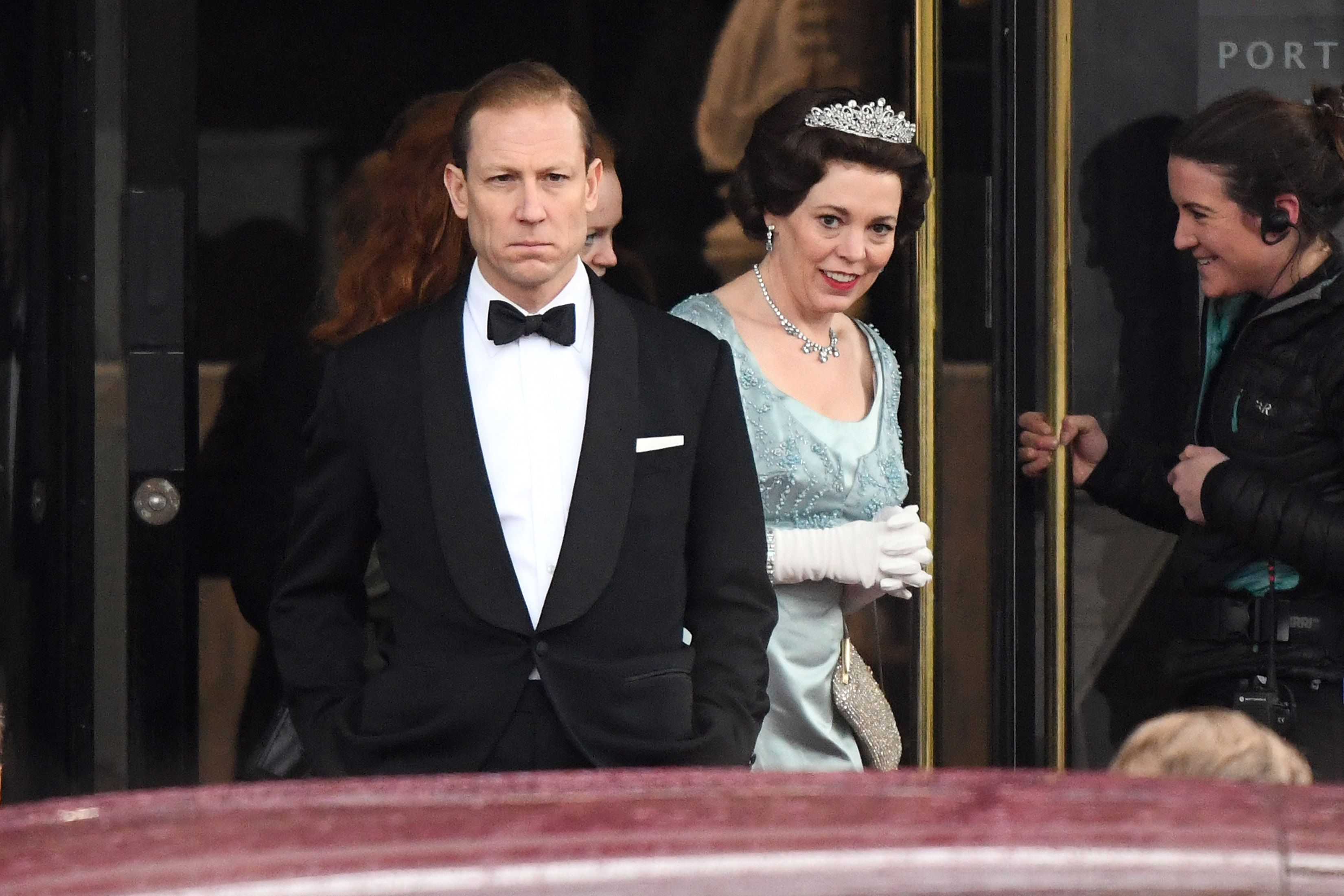 Image result for the crown season three