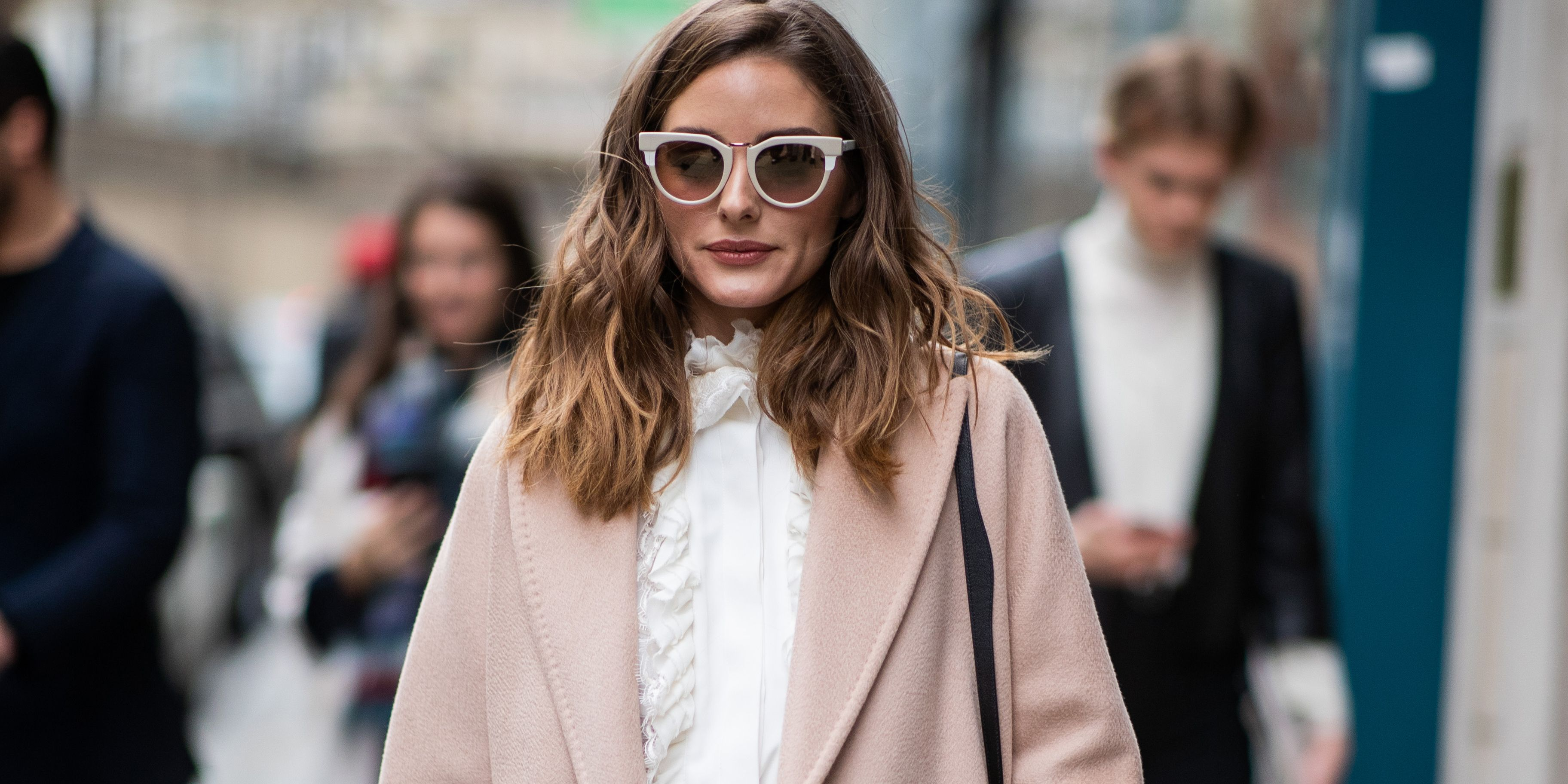 0ece85ea98ad Olivia Palermo Designs Her Own Collection of Westward Leaning Sunglasses