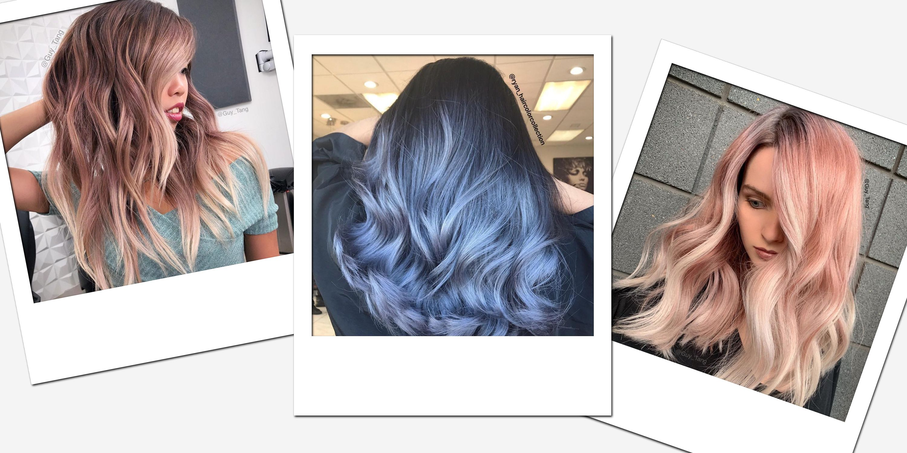 The Ombré Hair Colors That Will Be Huge This Year - Ombre ...