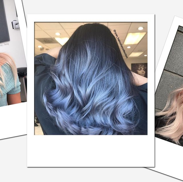 The Ombré Hair Colors That Will Be Huge This Year - Ombre Hair Dye ...