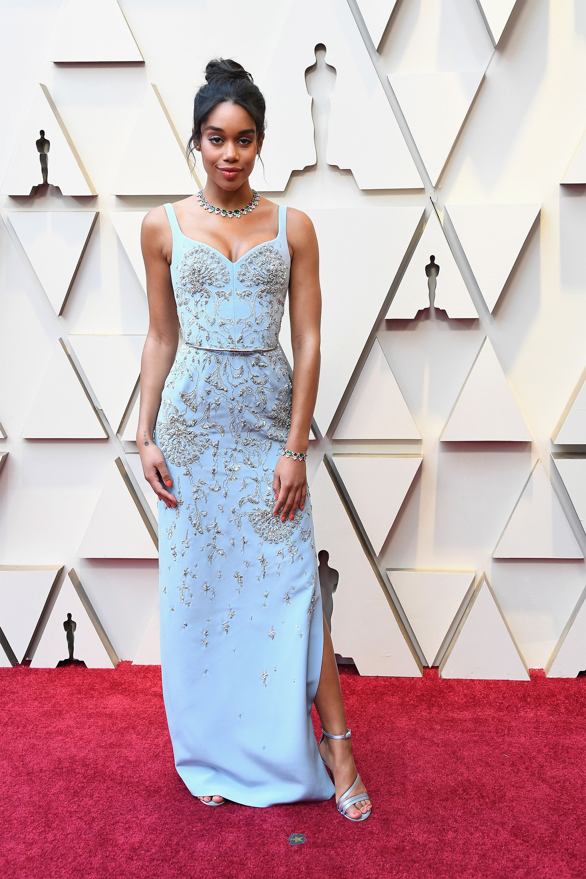 every red carpet look from the 2019 oscars  top news wood