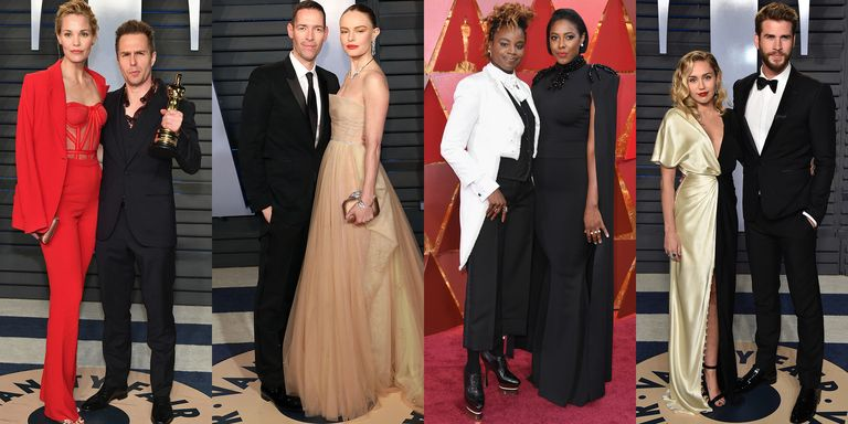 The best-dressed celebrity couples at the 2019 Oscars ...