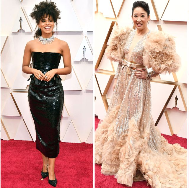 All Of The Red Carpet Looks From The Oscars 2020 Oscars Dresses