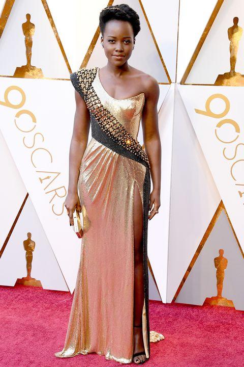 Sexy Celebrity Red Carpet Dresses Oscars 2018 Academy