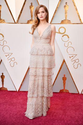 All Oscars 2018 Red Carpet Dresses – Every Academy Awards
