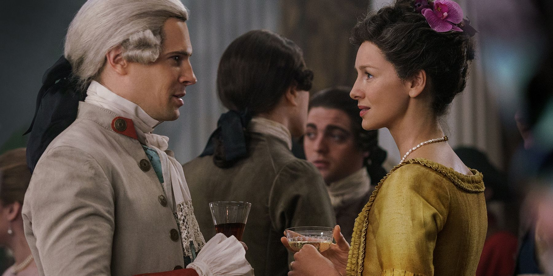 Outlander Season 3 Episode 12: Claire and Jamie Face Ghosts from the Past forecast