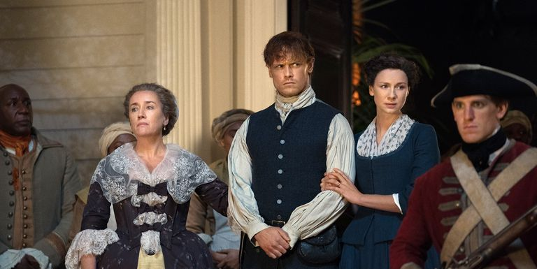 Cast of Outlander