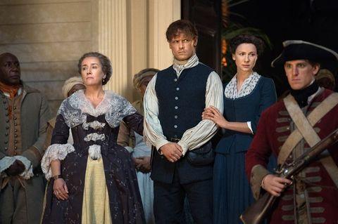 Resultado de imagen de outlander season 4