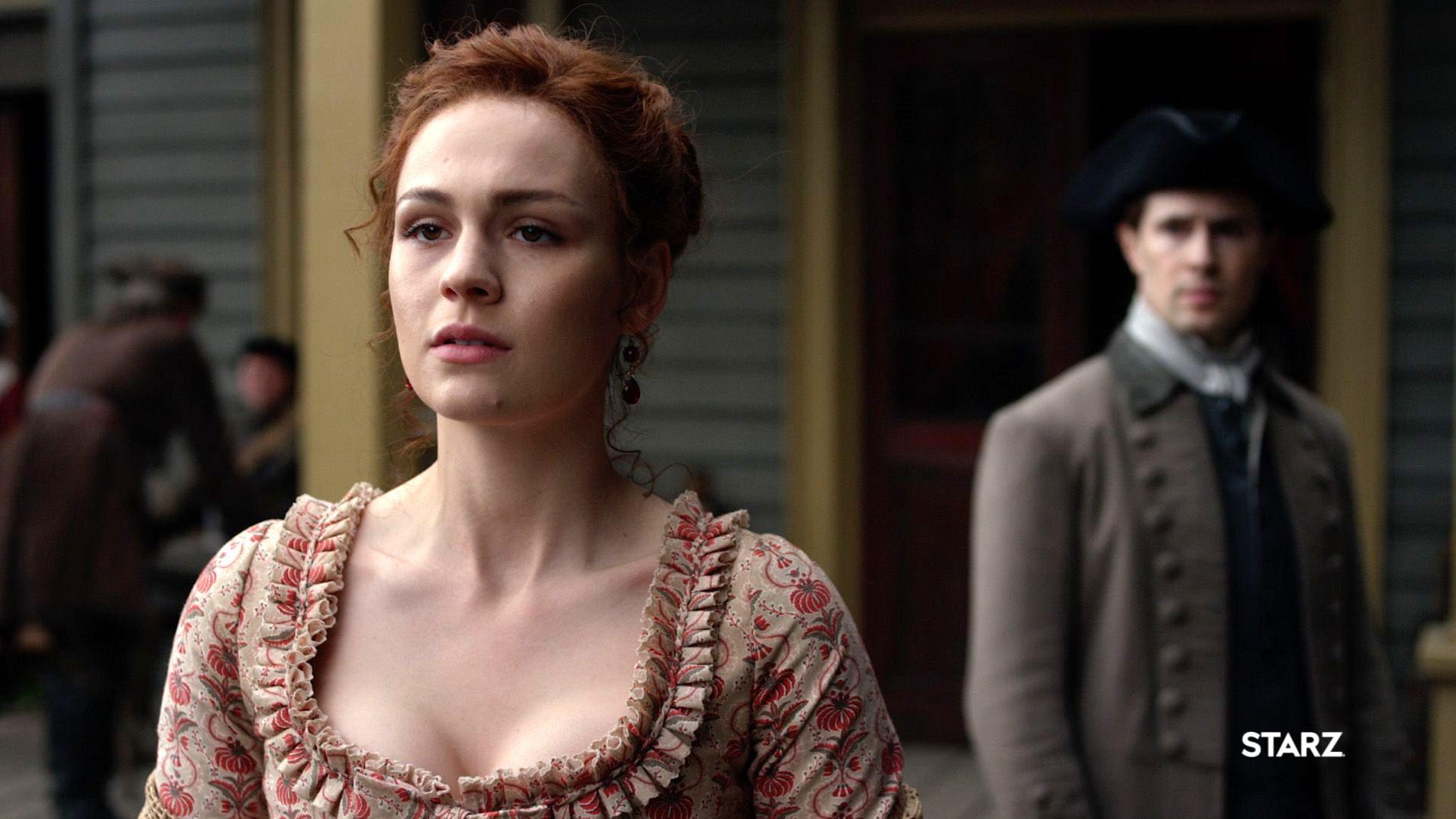 Outlander Season 4 Episode 12 Preview Clip - Sophie Skelton