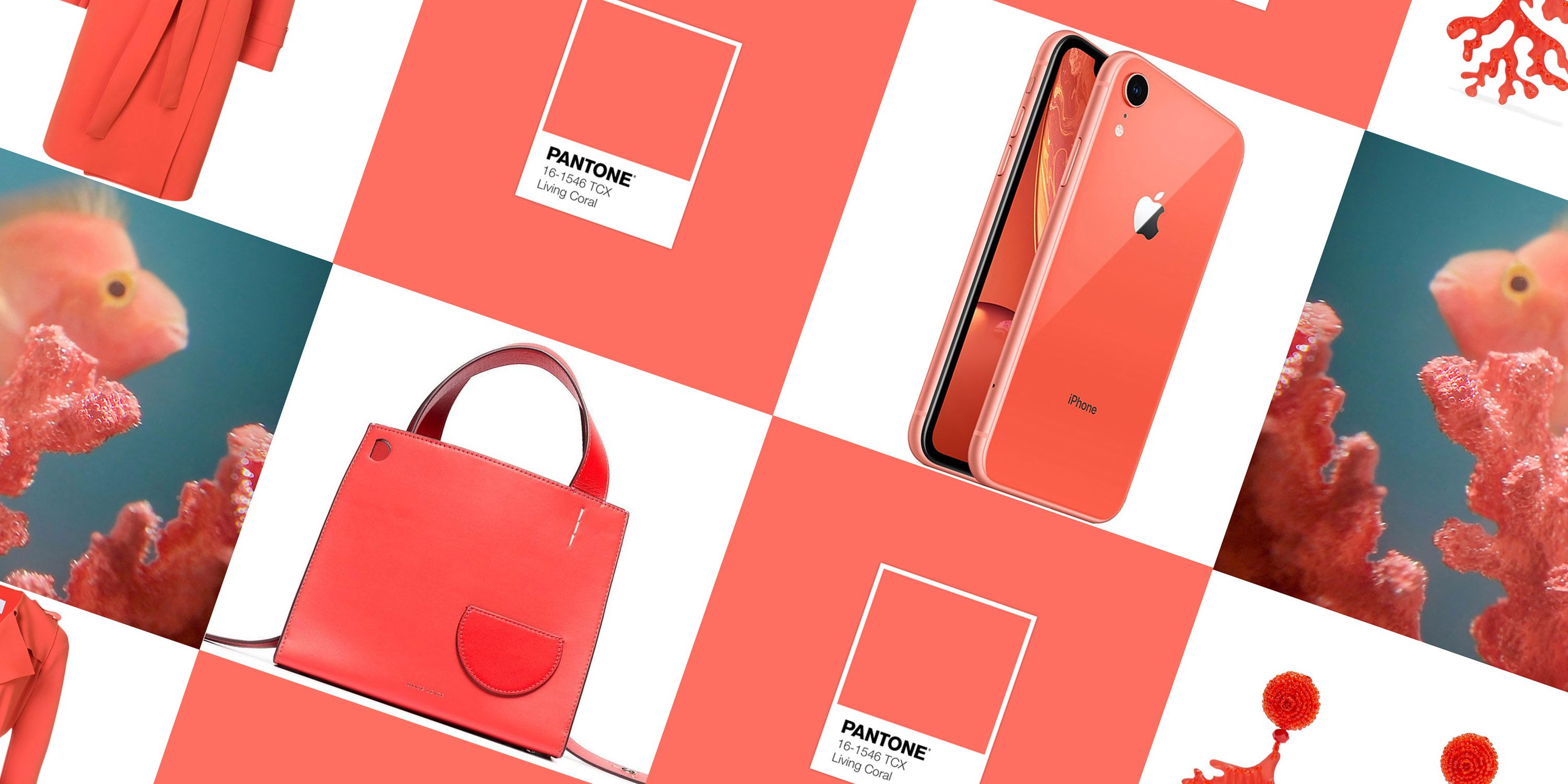 Pantone Announces Living Coral as 2019 Color of the Year
