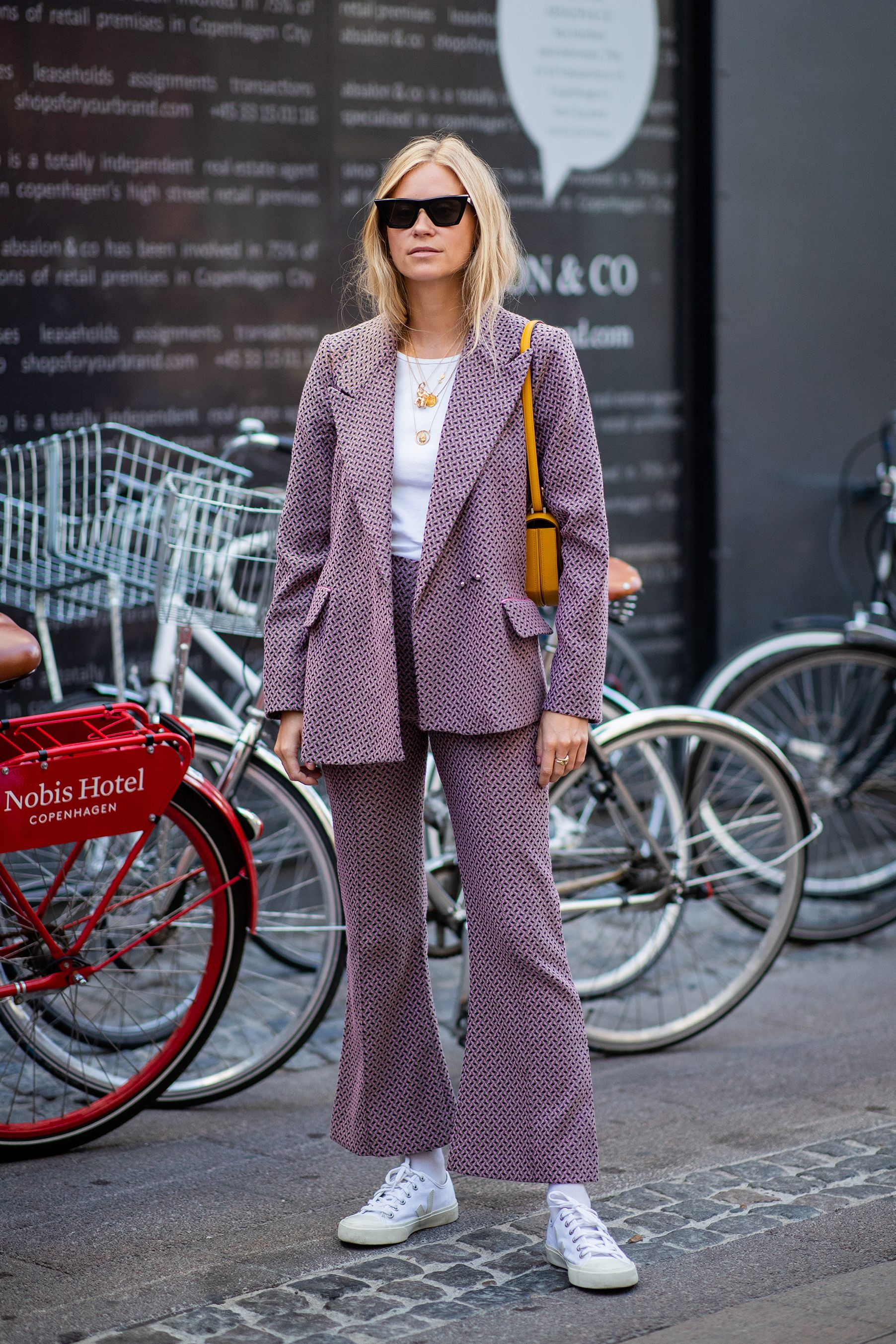 How To Wear Pantsuits Power Suit Trend For Women