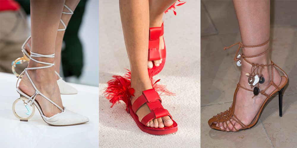 Best Spring 2019 Runway Shoes - Spring 2019 Shoe Trends at ...