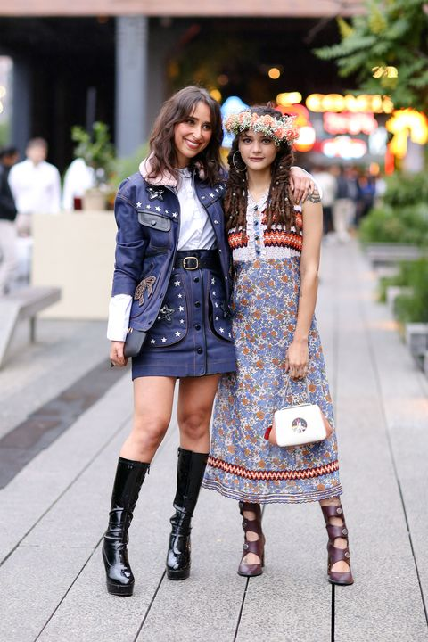 Street fashion, Photograph, Clothing, Fashion, Snapshot, Footwear, Plaid, Beauty, Knee, Leg,