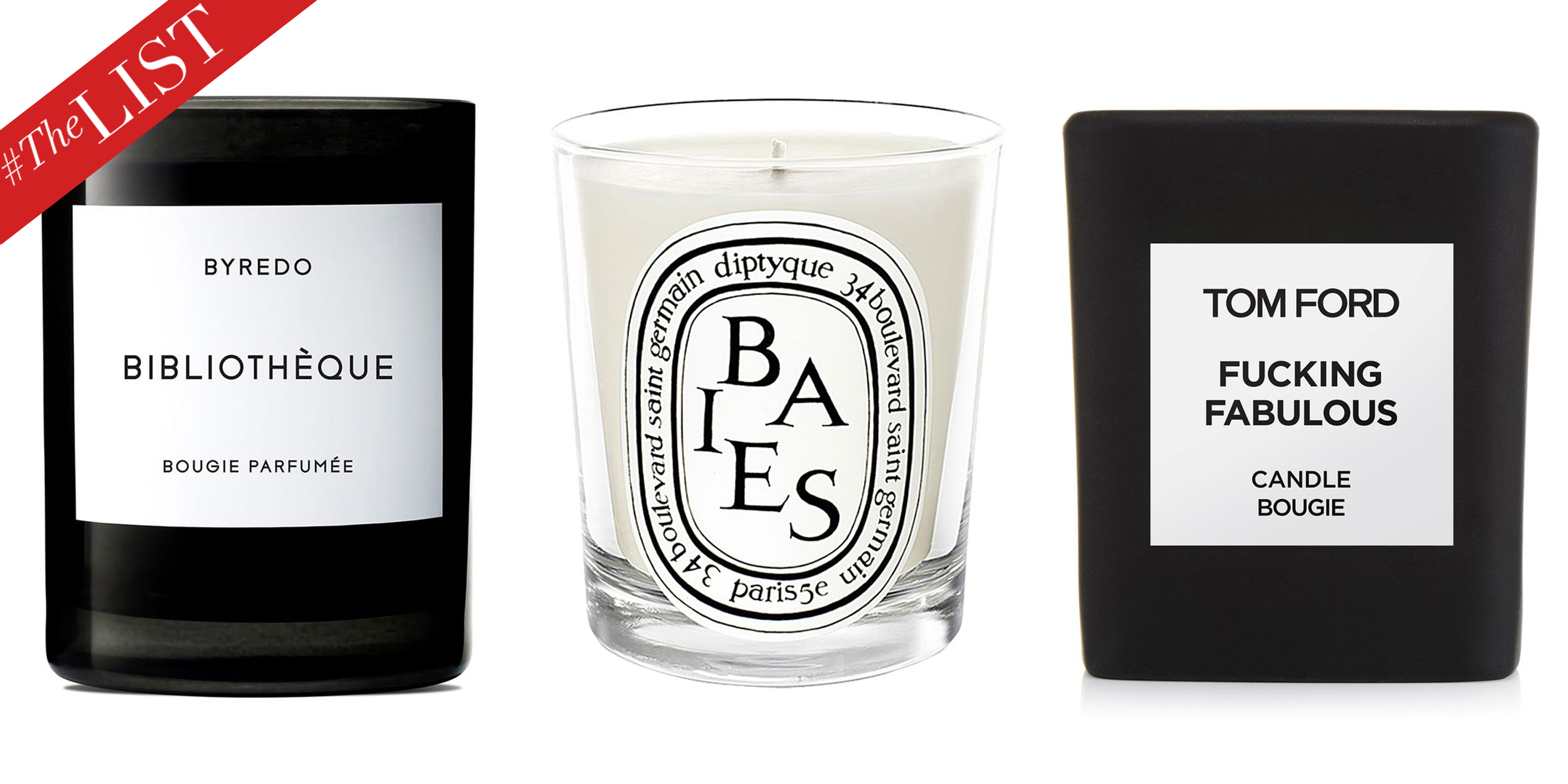 TheLIST: The 12 Candles You Need Right Now