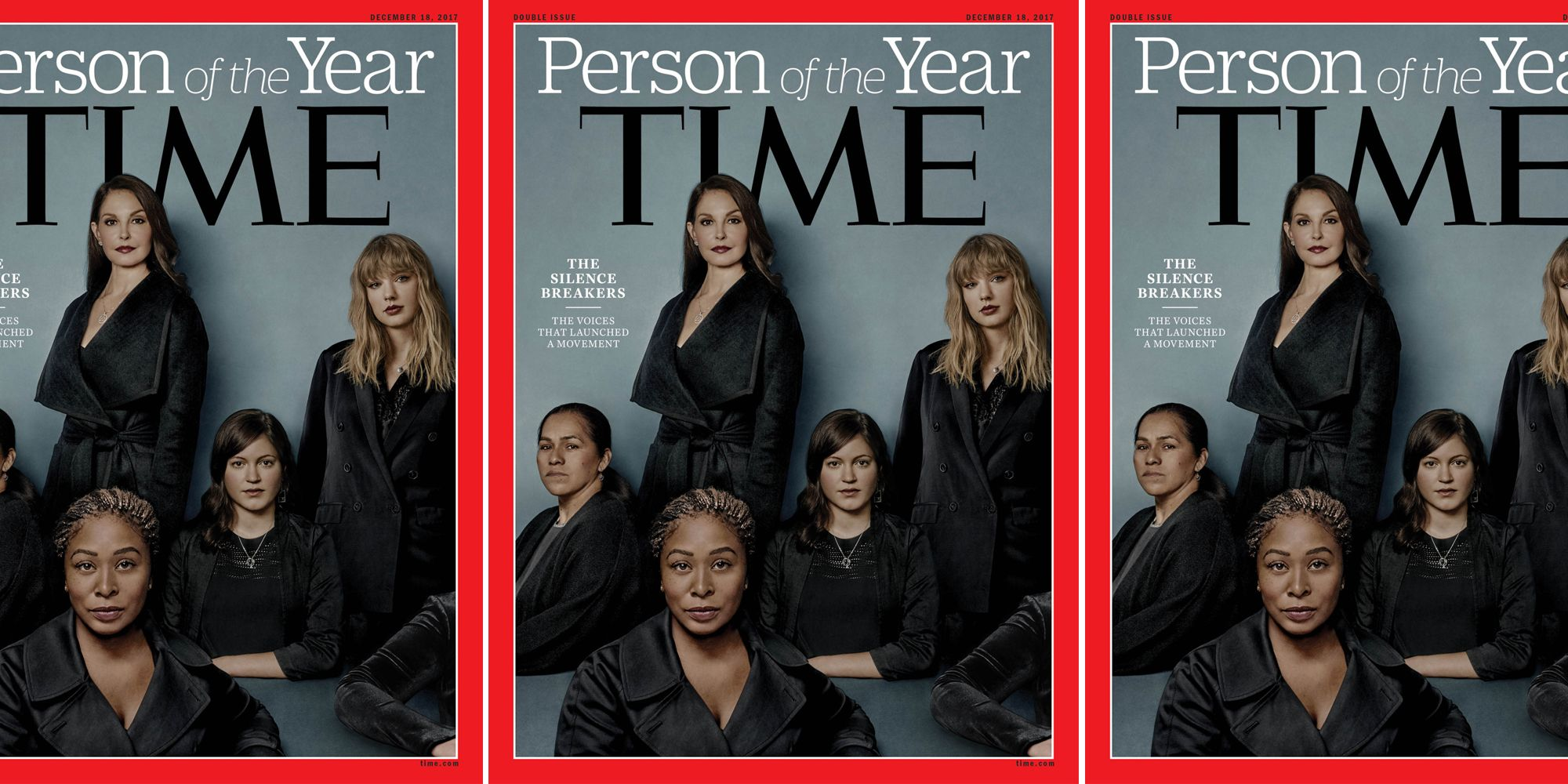 The Most Powerful Statements from TIME's Person of the Year, The Silence Breakers