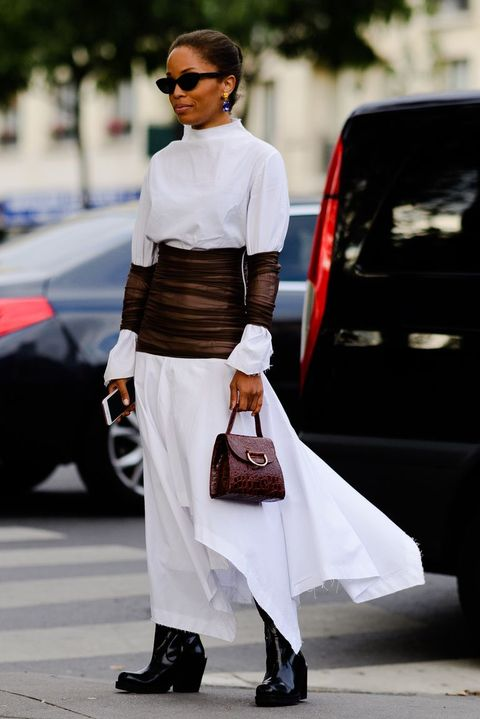 337db2ae3c Winter White Fashion - How To Wear White In Winter