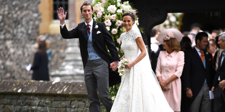 Where to Buy Pippa Middleton\'s Wedding Dress - Shop Pippa ...