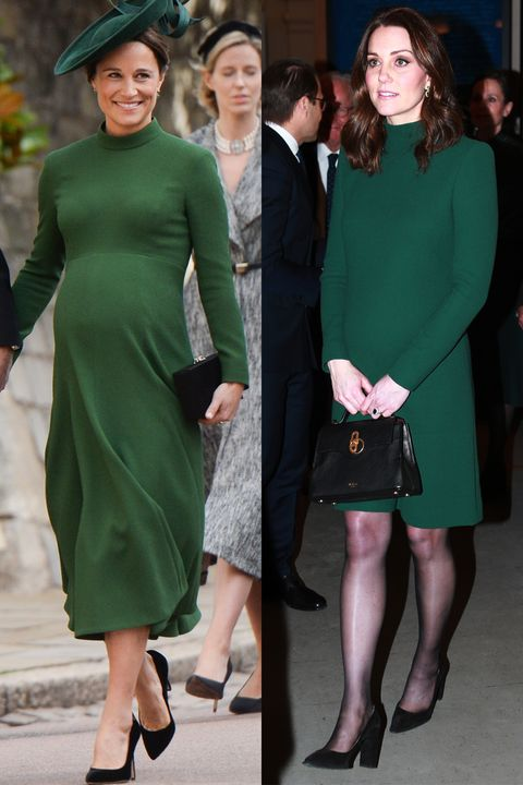 Pippa Middleton Channeled Another One Of Kate S Maternity