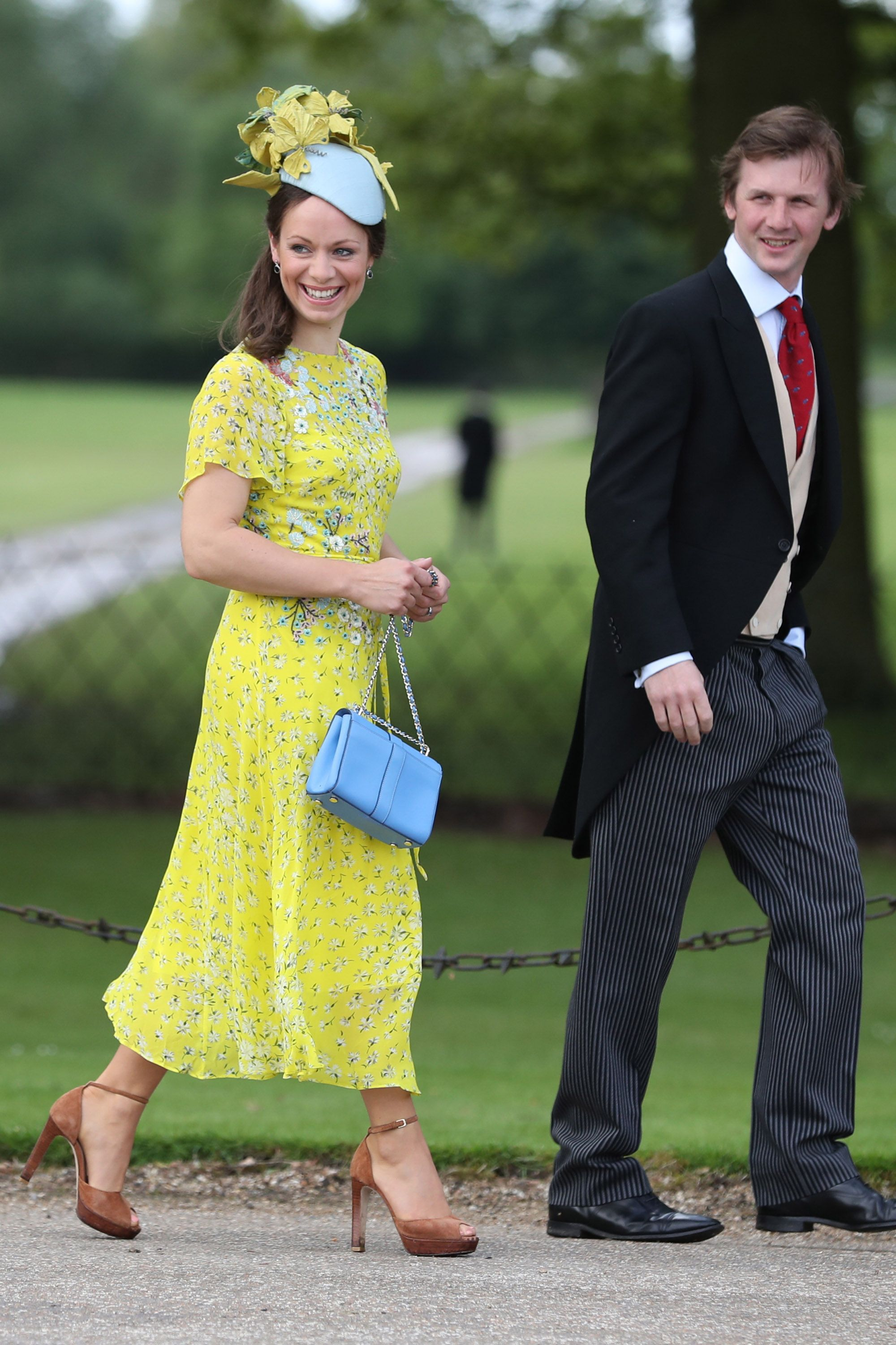 d2e9d1a1d45 Best Dressed at Pippa Middleton s Wedding - Pippa Middleton Wedding Guests