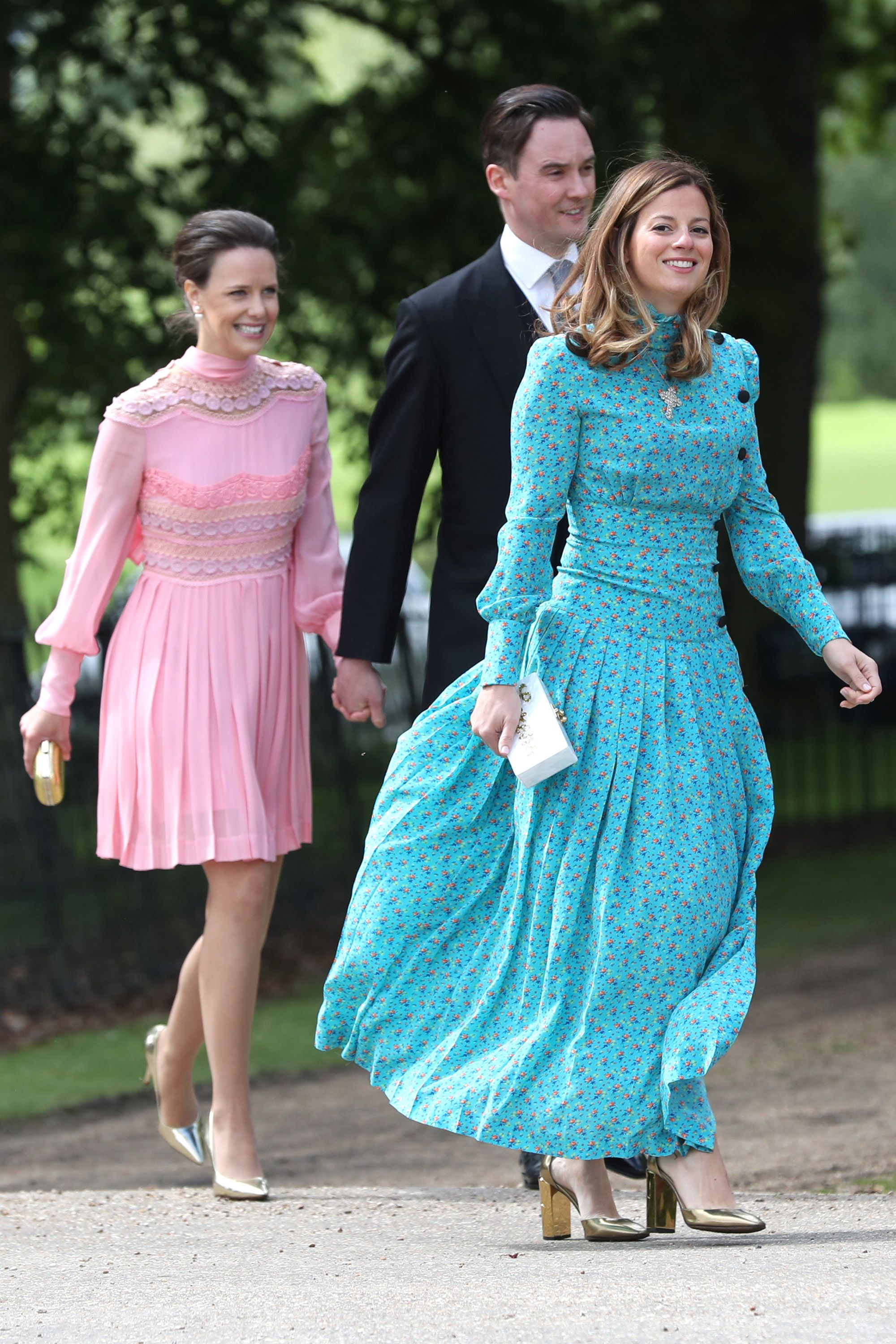 Best Dressed at Pippa Middleton\'s Wedding - Pippa Middleton Wedding ...
