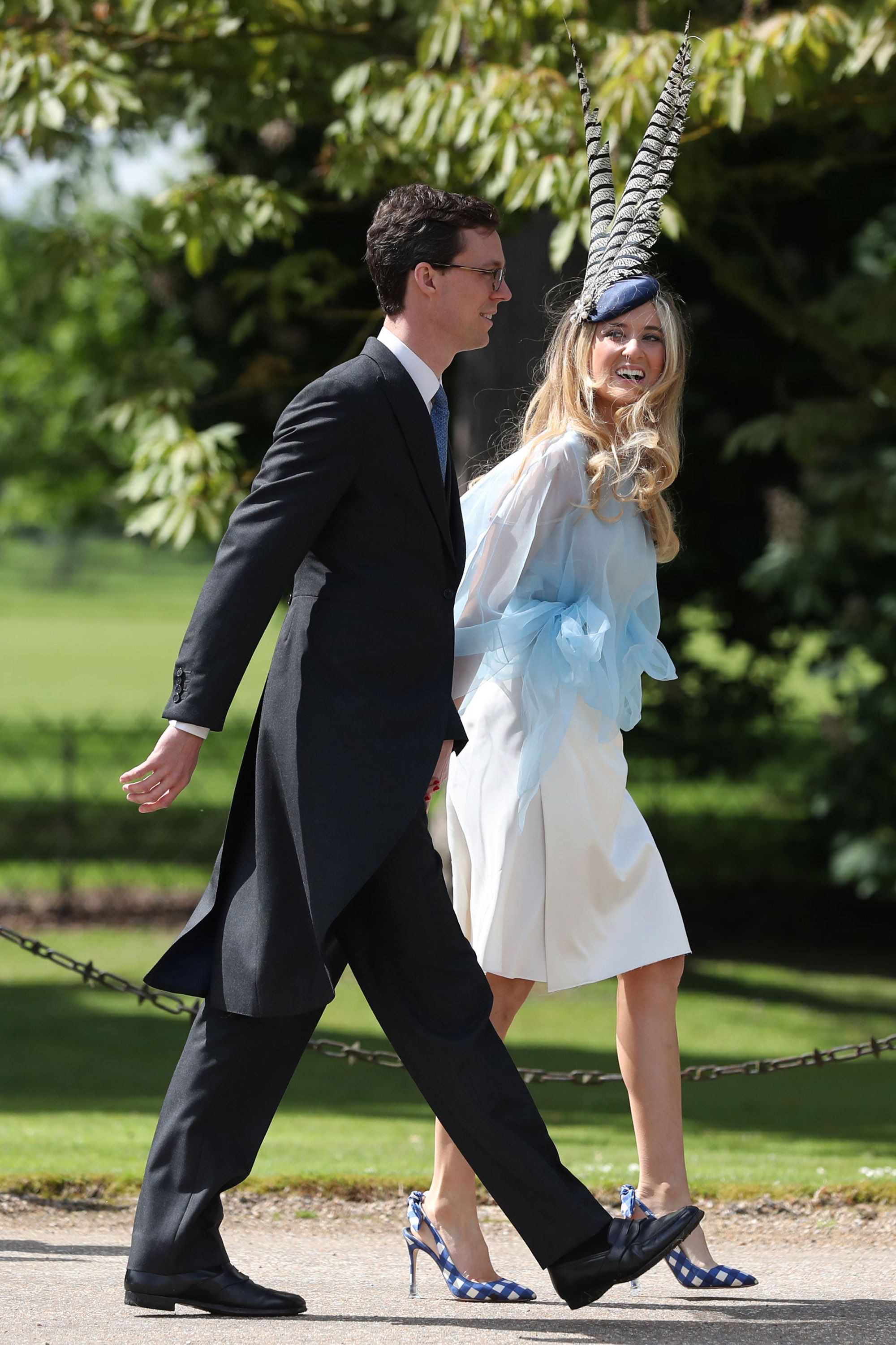 Best Dressed At Pippa Middleton S Wedding Guests