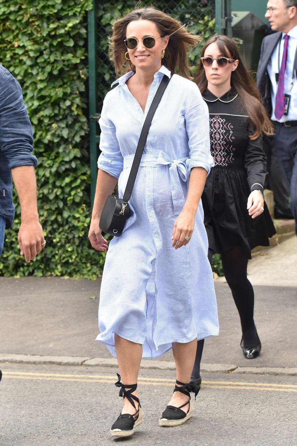 e8f9ad26279b7 Pippa Middleton's Best Maternity Outfits - Pippa Middleton Post Baby Style