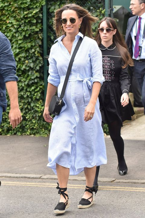Pippa Middleton's Best Maternity Outfits - Pippa Middleton ... - photo#34
