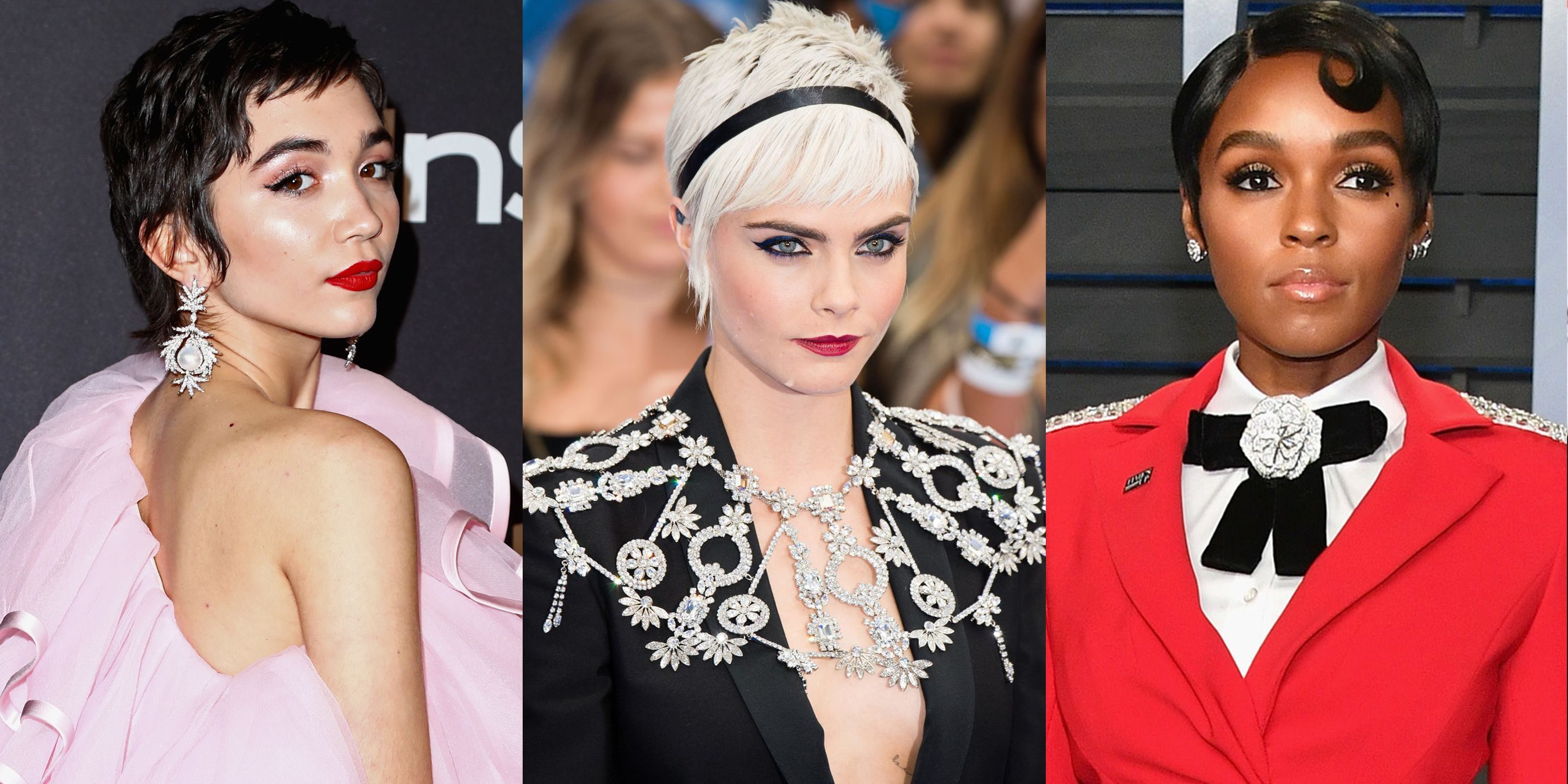 The Top Pixie Haircuts of All Time