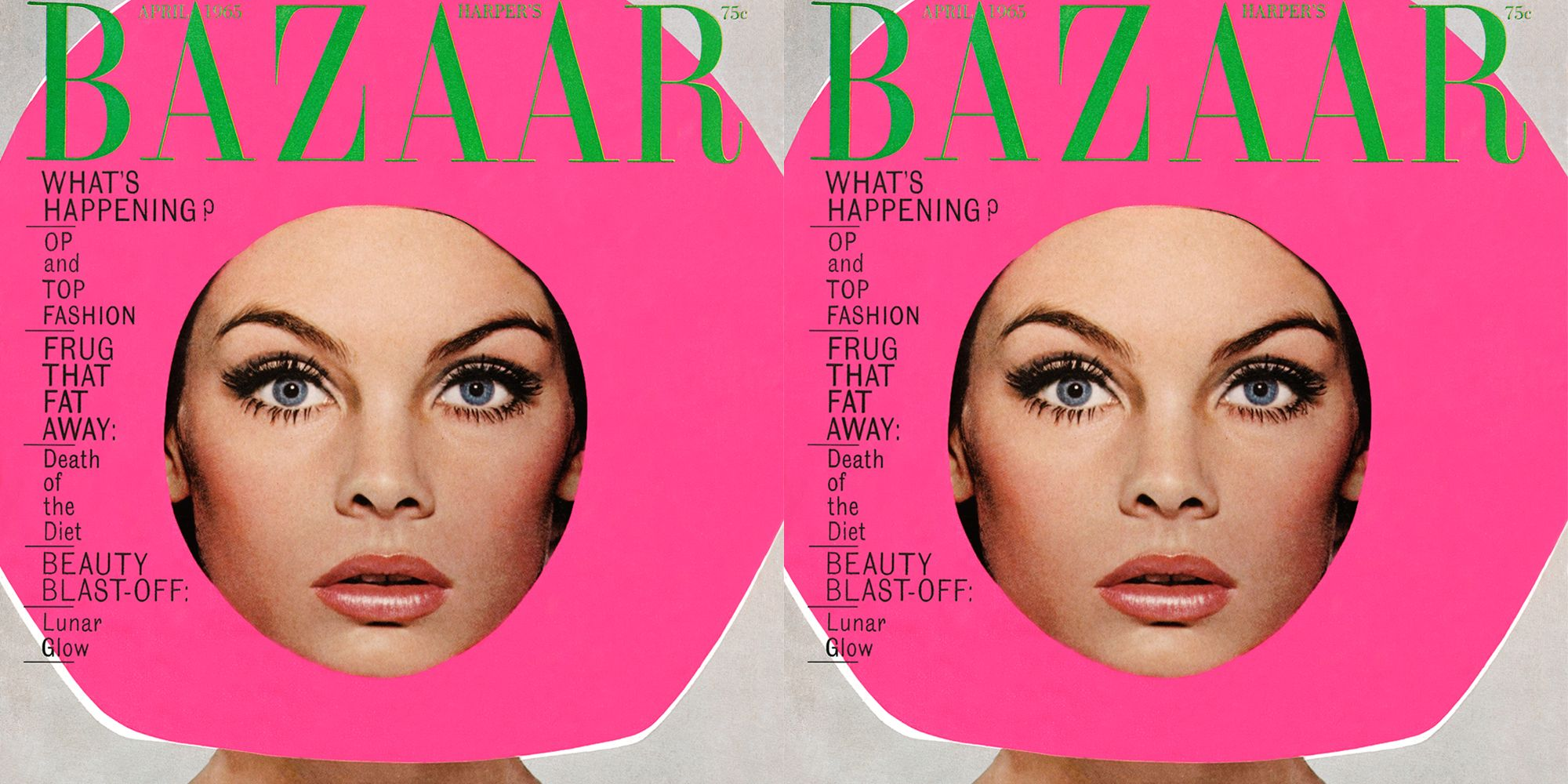 Pop Goes Bazaar: A Look Back at the Magazine in the 1960s