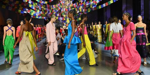 New York Fashion Week Had Its Most Diverse Season Yet in Terms of