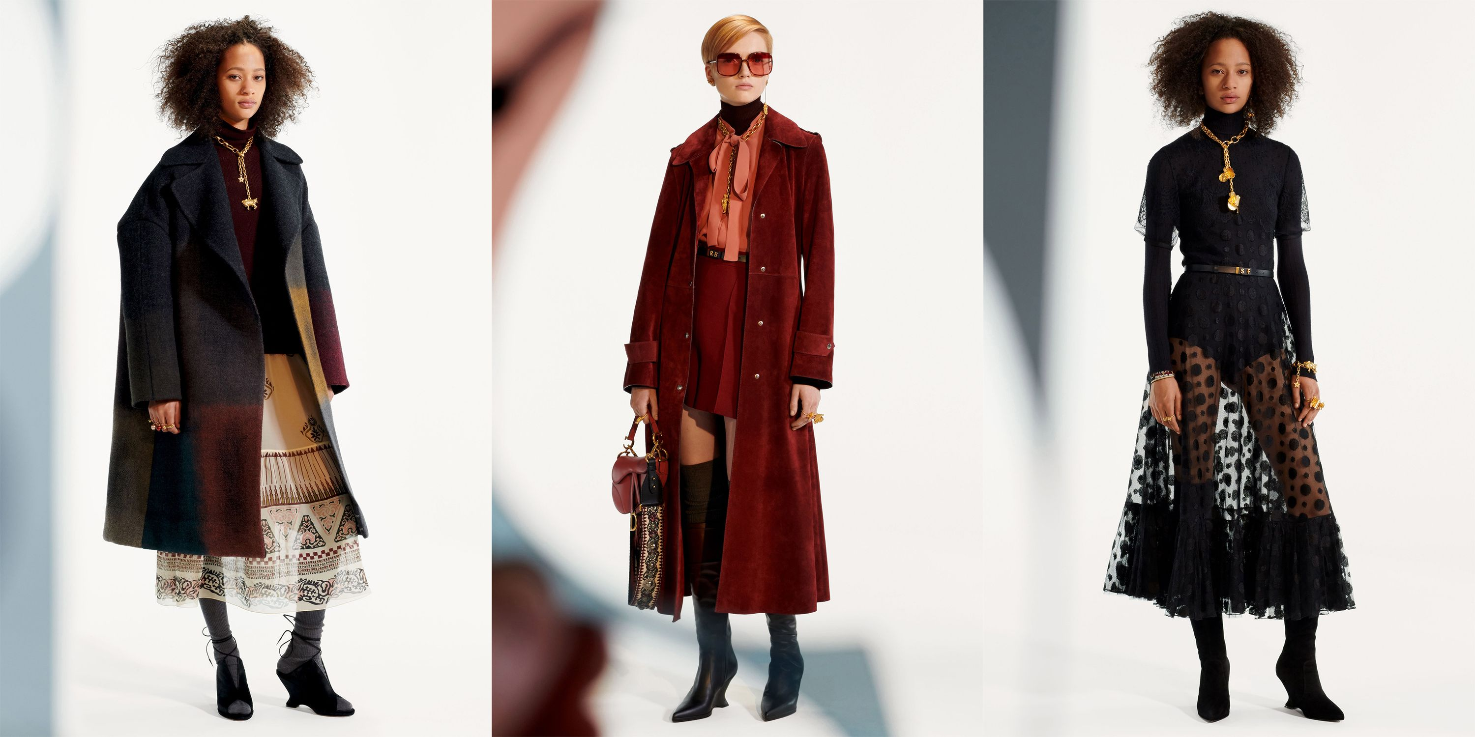 Pre-Fall 2019's Best Looks from the Runway