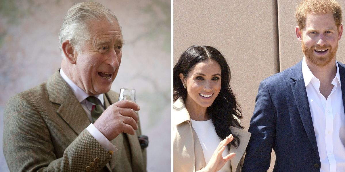 Prince Charles Reaction To Prince Harry And Meghan Markle