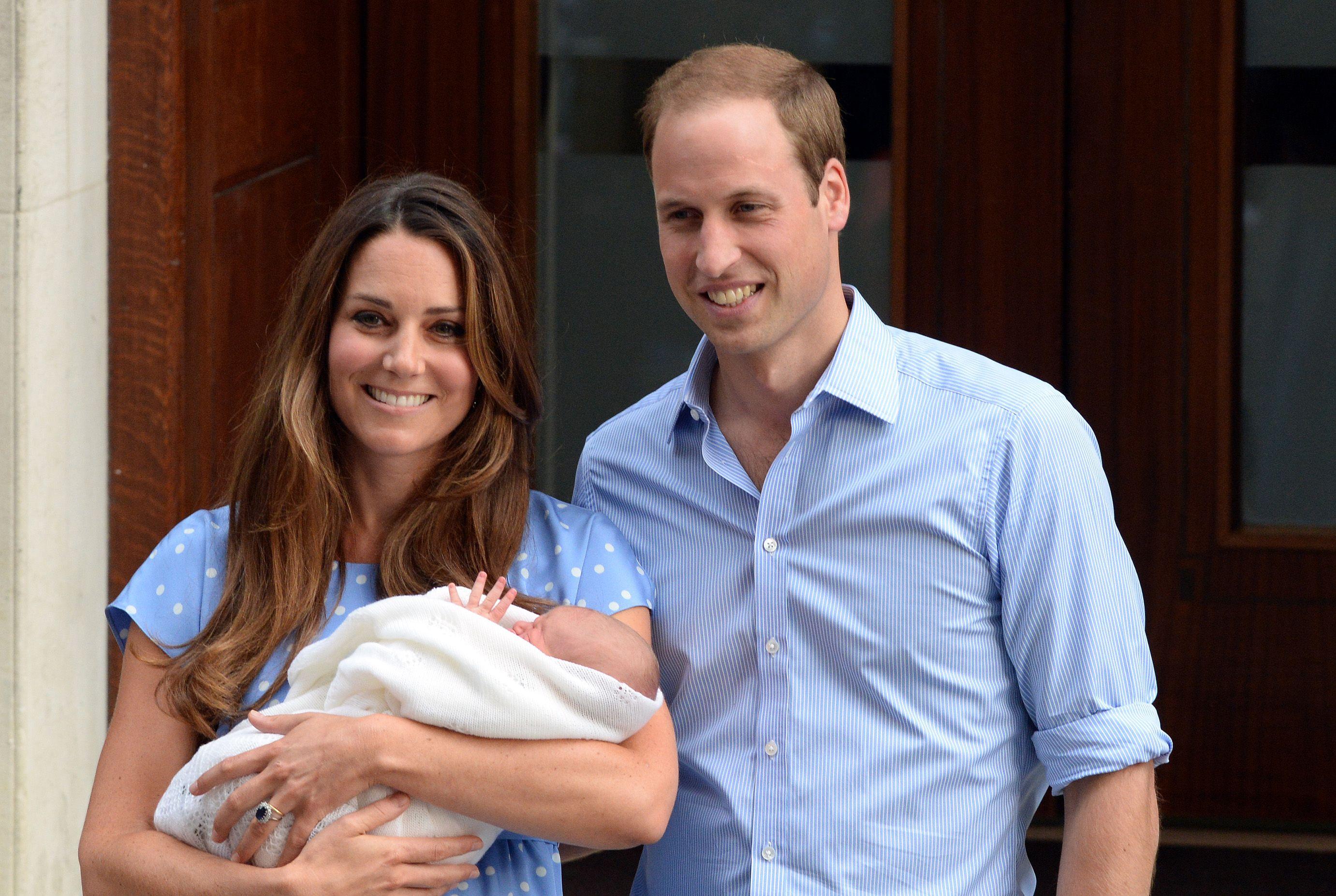Prince George, Princess Charlotte, & Prince Louis's Cutest Moments