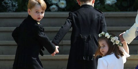 ac125c93c02 Every Prince George And Princess Charlotte Photo At Royal Wedding