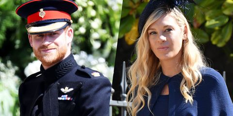 Prince Harry and Ex Girlfriend Chelsy Davy Had an