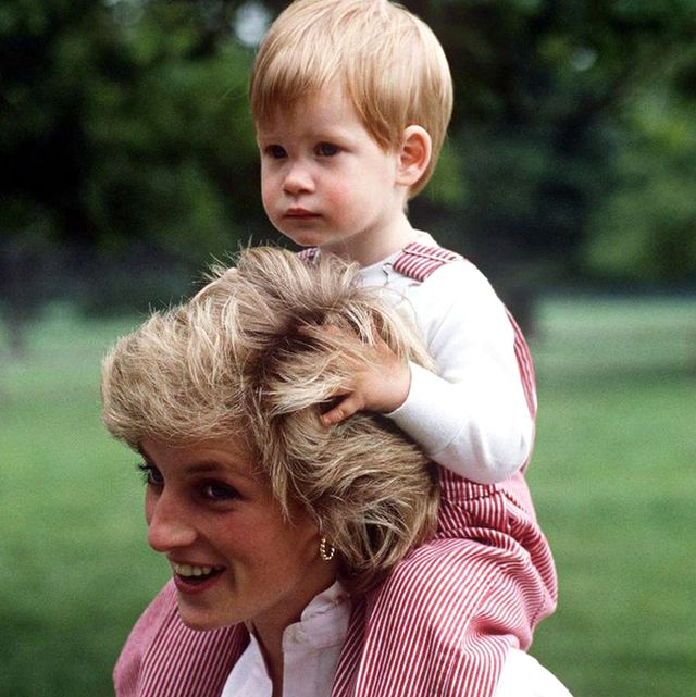 The Best Prince Harry Childhood Photos