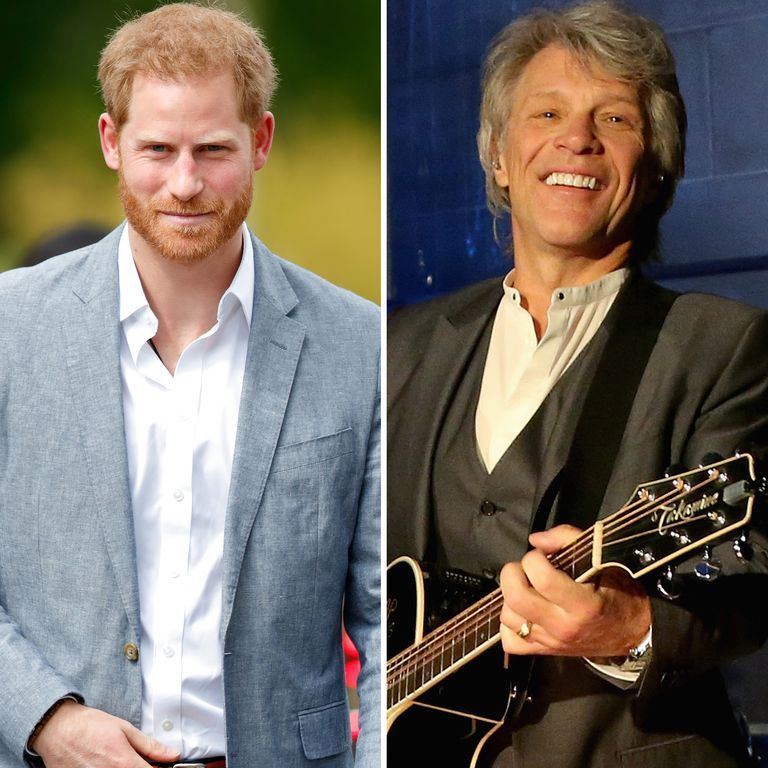Prince Harry to Sit In on Bon Jovi Recording Session at Abbey Road Studios