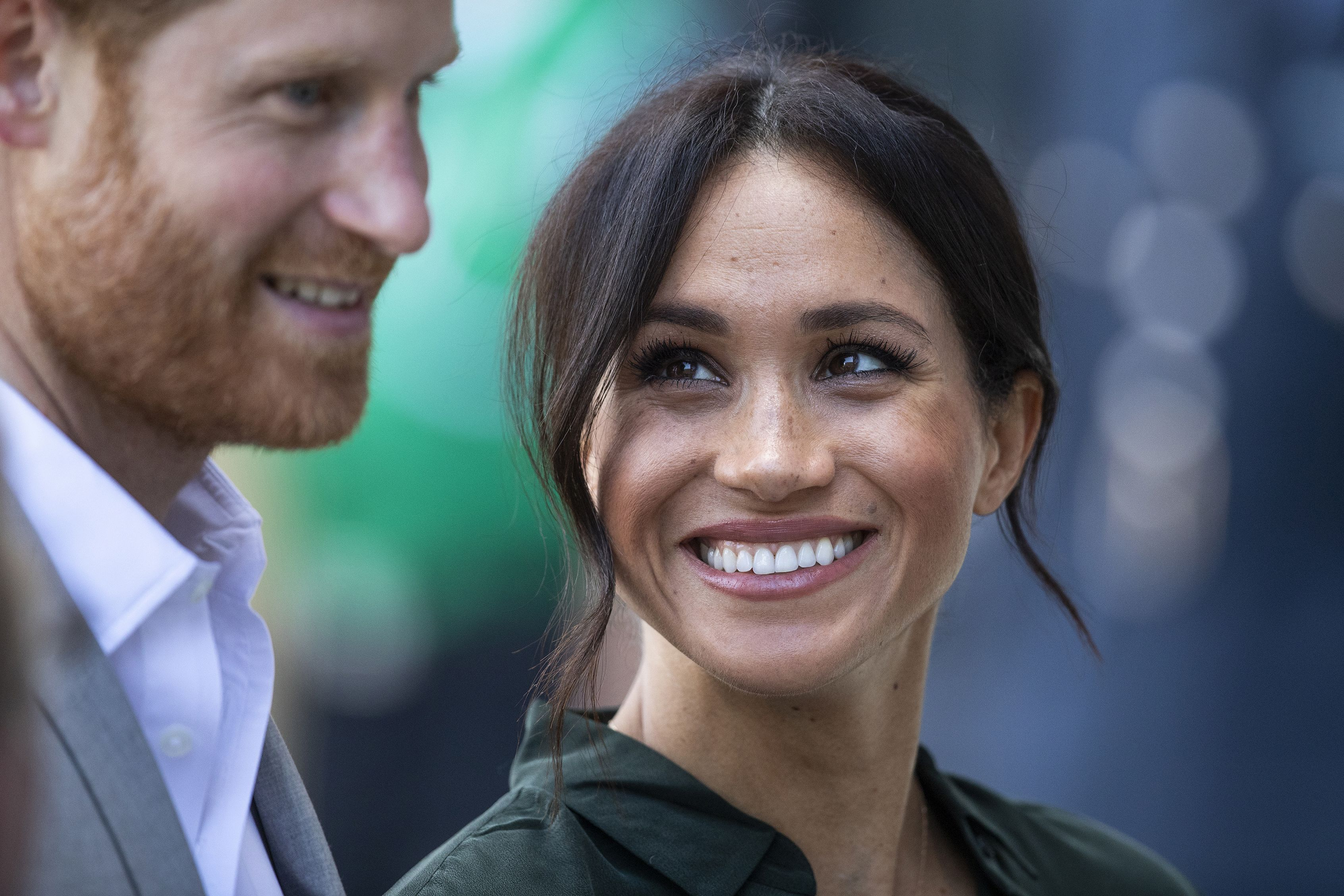 a1a59b541 Prince Harry and Meghan Markle's Cutest Couple Moments in Photos