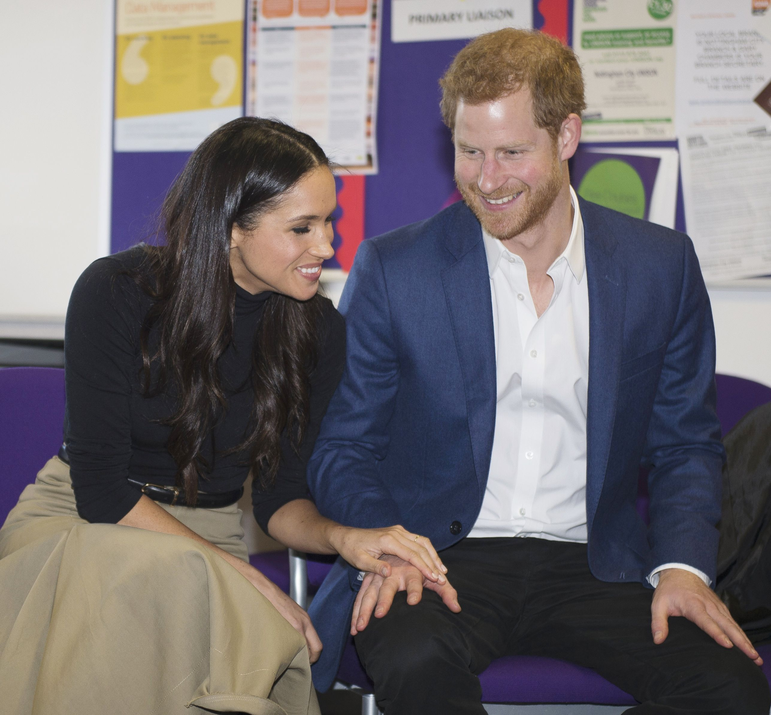 The adorable Harry and Meghan moment you may have missed at the polo The adorable Harry and Meghan moment you may have missed at the polo new pics