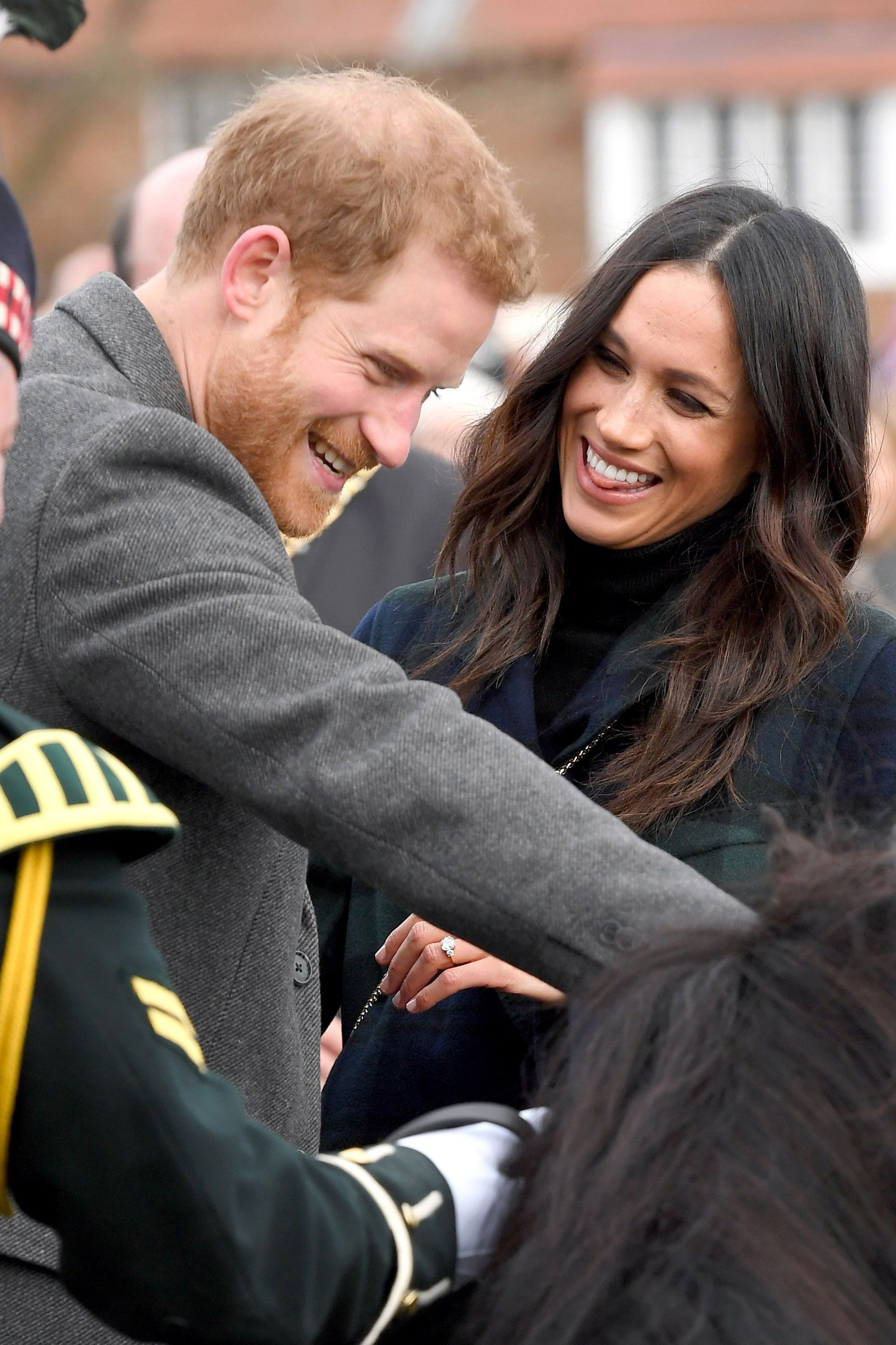 The adorable Harry and Meghan moment you may have missed at the polo recommend